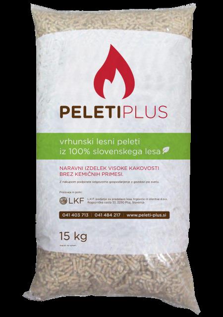 Peleti Plus - PTUJ